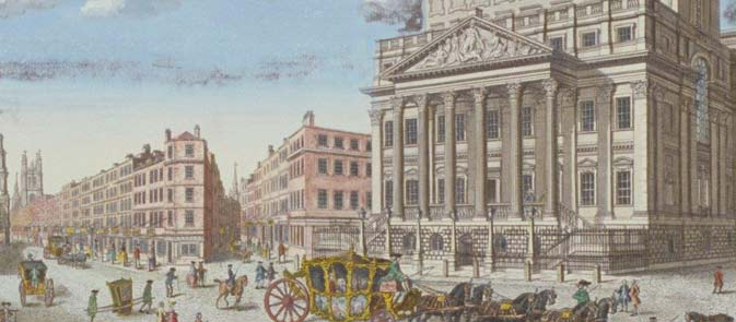 Mansion House c1753