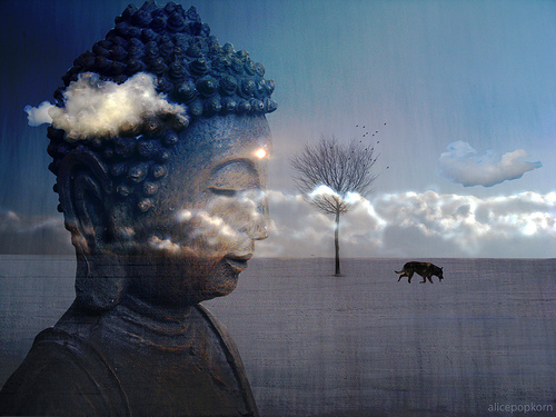 Peaceful-Buddha