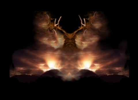 horned-god-dark-sky