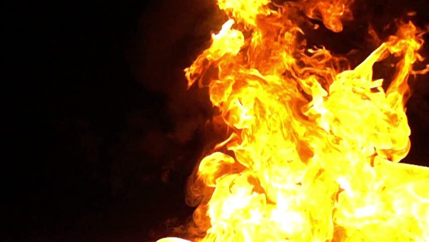 Fire element in distortion