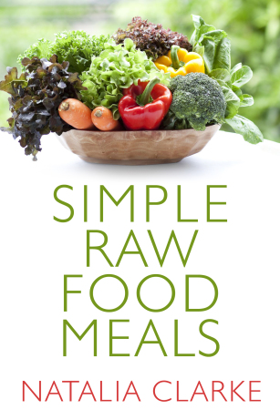 simple raw food book